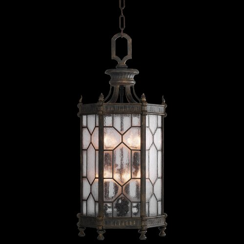 Fine Art Lamps Devonshire 8 Light Outdoor Lantern