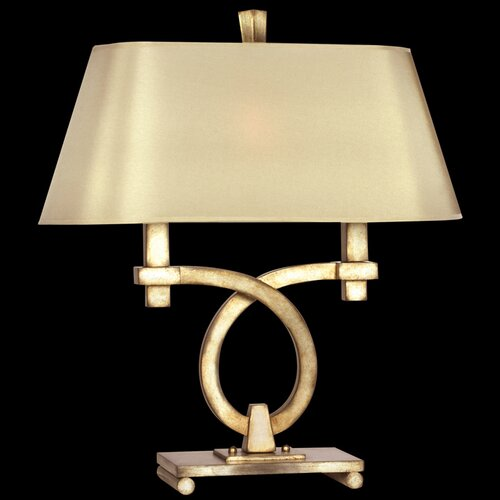 "Fine Art Lamps Portobello Road 27"" H Table Lamp with Oval Shade"