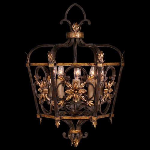 Castile 5 Light Pendant