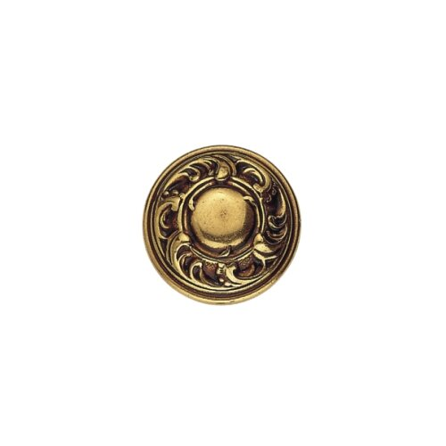 French Antique Round Knob