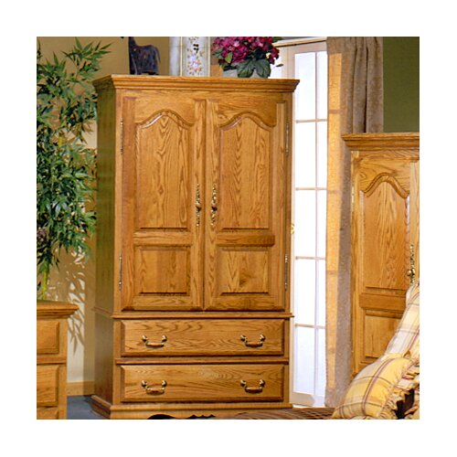 bebe furniture country heirloom armoire reviews wayfair. Black Bedroom Furniture Sets. Home Design Ideas
