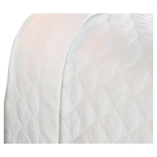 Diamond Quilted 400 Thread Count Coverlet