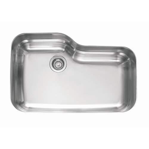 "Franke Orca 30.69"" x 20.06"" Undermount Kitchen Sink"