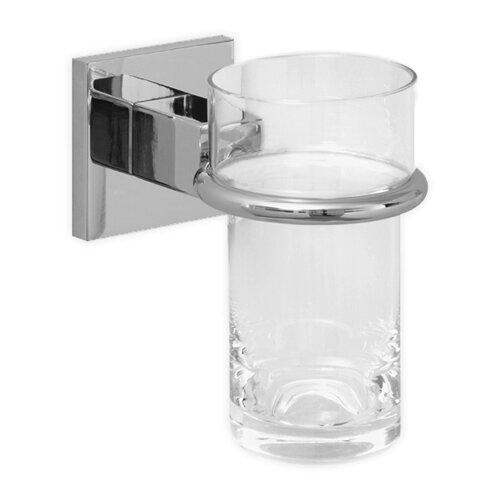 HansaQuadris Tumbler Holder with Glass