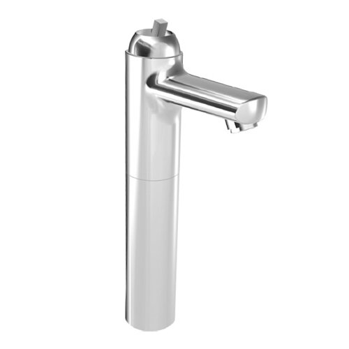 Hansaronda Single Hole Vessel Faucet with Single Handle