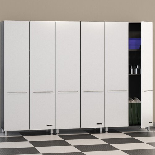 Ulti-MATE Storage 7' H x 3' W x 2' D 3-Piece Tall Storage System