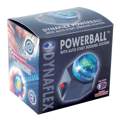 DFX Docking Station with Blue Power Ball Strengthening System
