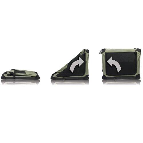 Noz2Noz Model N2 Sof-Krate Pet Crate/Carrier