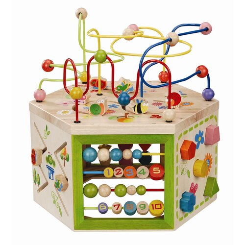 Maxim Enterprise Inc. Garden Activity Cube