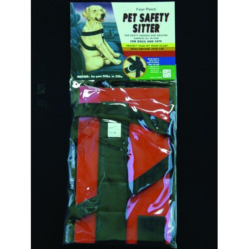 Four Paws Pet Safety Sitter Dog Harness