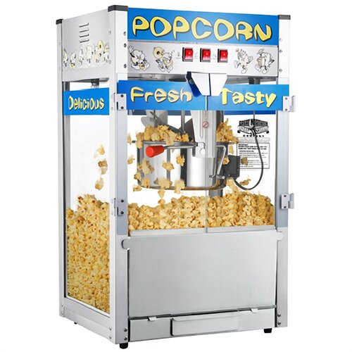 Great Northern Popcorn PopHeaven Commercial 12oz Popcorn Popper Machine