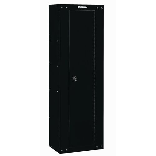 Stack-On Ready-to-Assemble Key Lock Security Cabinet