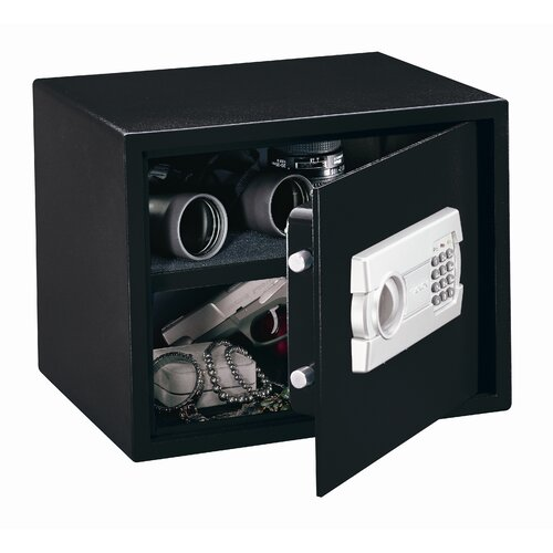 Stack-On Strong Box Electronic Lock Safe