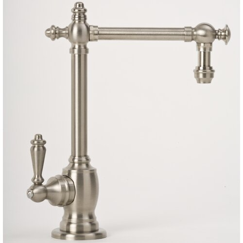 Towson One Handle Single Hole Cold Water Filtration Faucet with Lever Handle