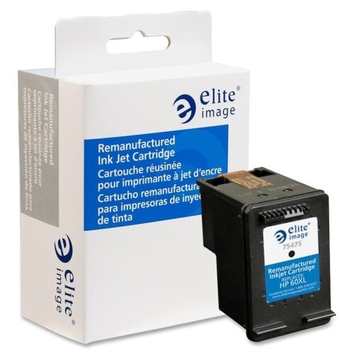 Elite Image HP60XL Inkjet Cartridge