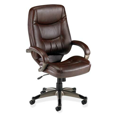 Lorell Westlake High-Back Executive Chair with Arms