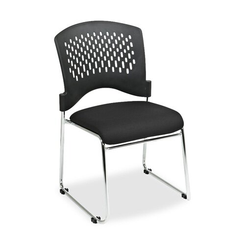 Lorell Mesh Stackable Chairs
