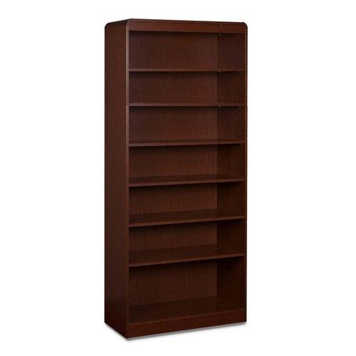 "Lorell Radius 84"" Bookcase"