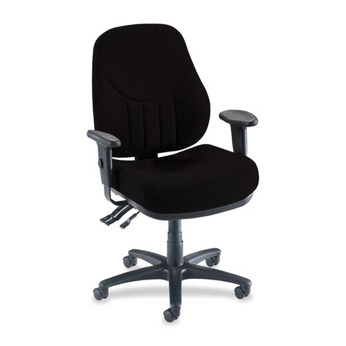 Lorell Lorell Baily Series High-Back Multi-Task Chair