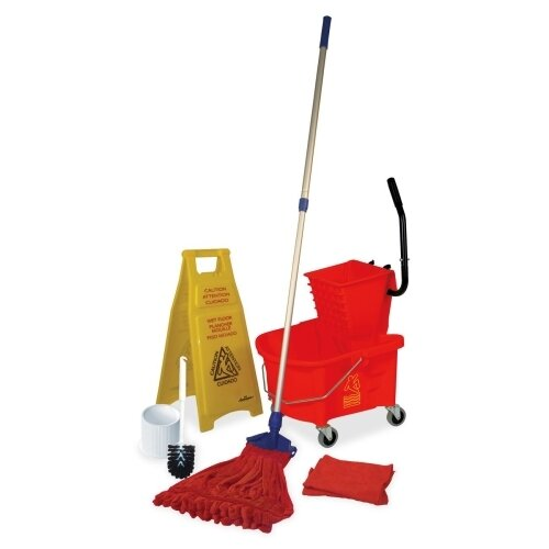 Genuine Joe Cleaning Kit