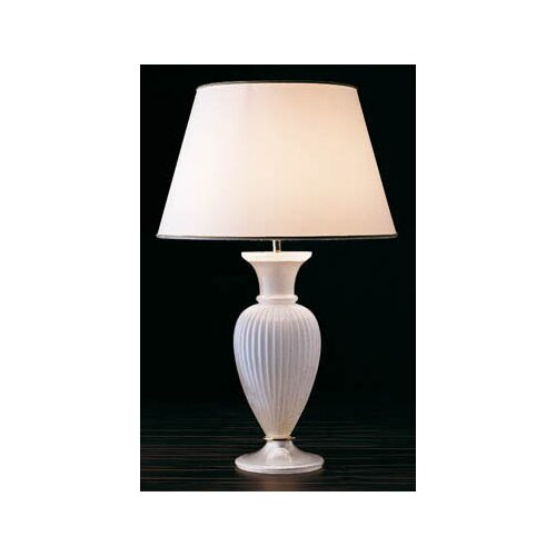 Vintage Table Lamp with Empire Shade