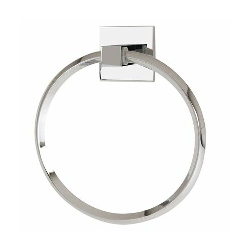 Alno Inc Contemporary II Wall Mounted Towel Ring