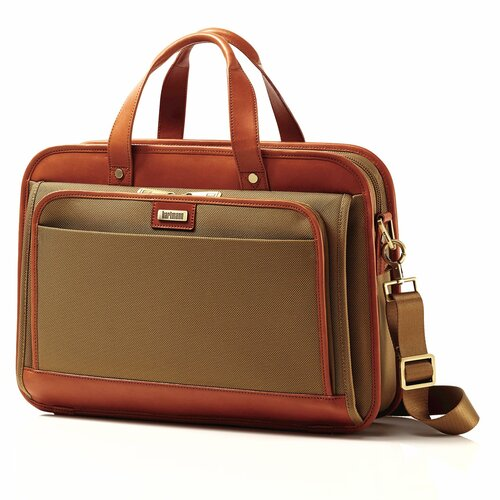 Intensity Belting One Compartment Briefcase