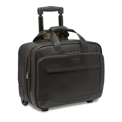 Hartmann Aviator Leather Laptop Catalog Case