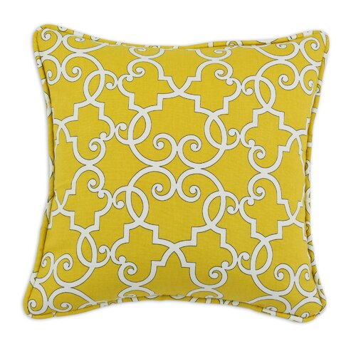 Chooty & Co Woburn Sunflower Fiber Pillow
