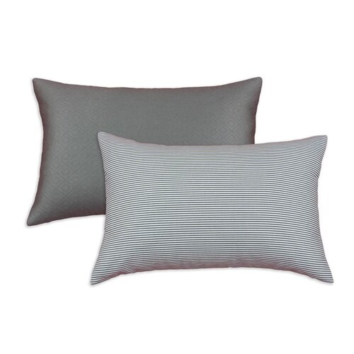 Oxford and Hyannis Cotton Pillow (Set of 2)