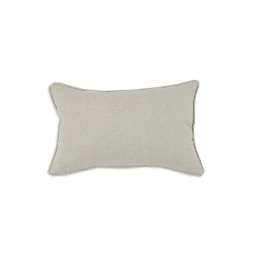 Chooty & Co Corded Linen Pillow