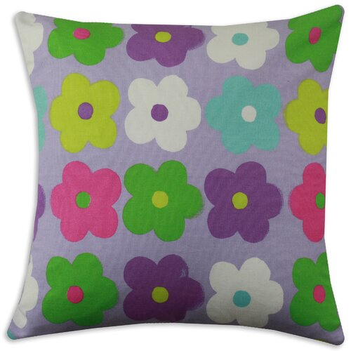 Happy Days Cotton Pillow