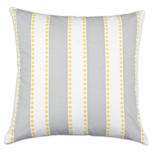 Chooty & Co Lulu Storm Cotton Pillow