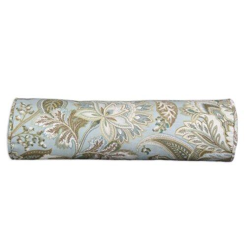 Chooty & Co Valdosta Mist Corded Linen Bolster