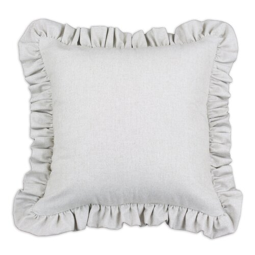 Saxony Cotton Pillow