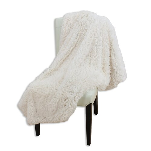 Chooty & Co Shaggy Simply Soft Throw