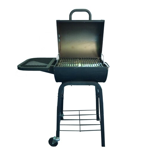 Cowboy Cooker The Katy Charcoal Grill