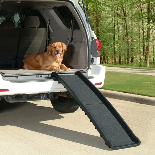 "Solvit Ultralite Bi-Fold 62"" Pet Ramp"