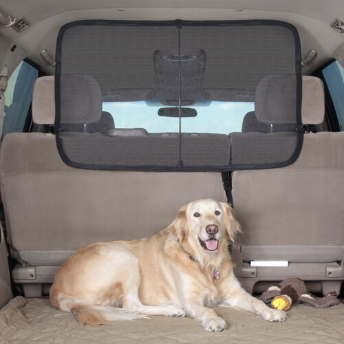 Cargo Area Net Dog Barrier
