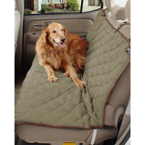 Solvit Sta-Put Deluxe Bench Dog Seat Cover
