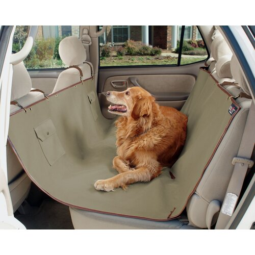 Sta-Put Waterproof Hammock Dog Seat Cover