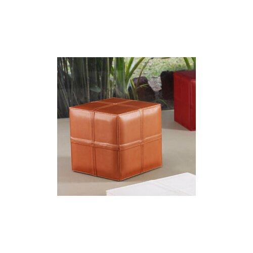 Luxo by Modloft Dacre Stainless Steel Bench
