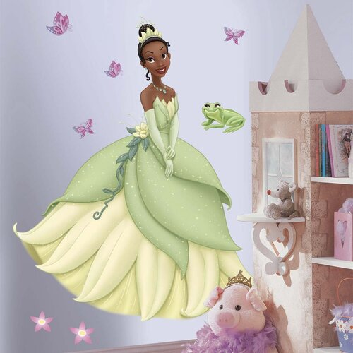 Licensed Designs Tiana Giant Wall Decal