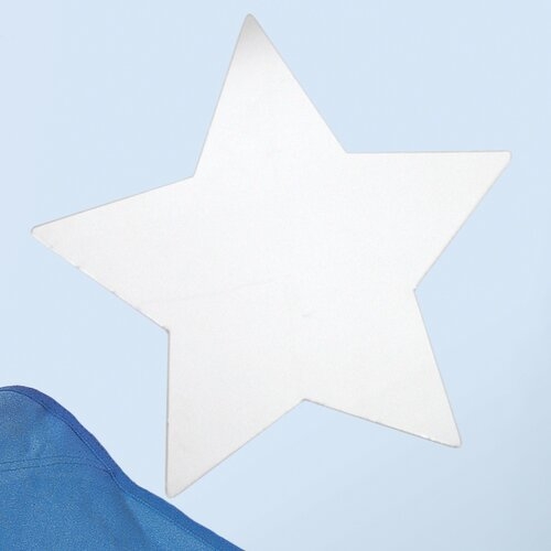 Wall Mirrors Star Large Wall Decal