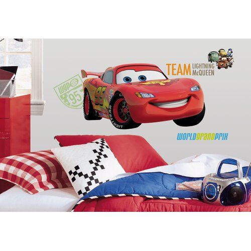 Room Mates Room Mates Deco Cars 2 Giant Wall Decal