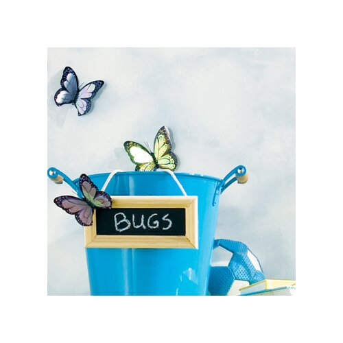 Room Mates Deco Social Butterflies Wall Decal