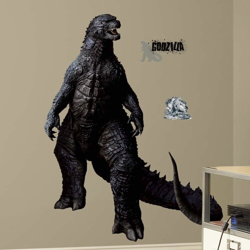 Godzilla Giant Wall Decal