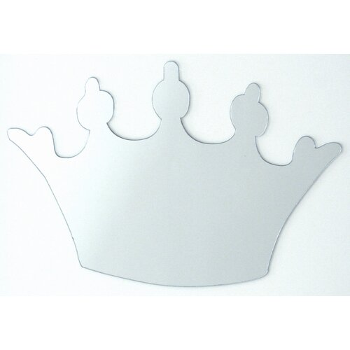 Princess Large Peel and Stick Mirror
