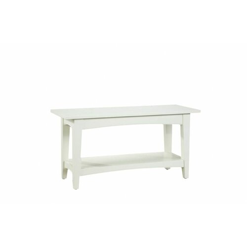 Shaker Cottage Bench Table