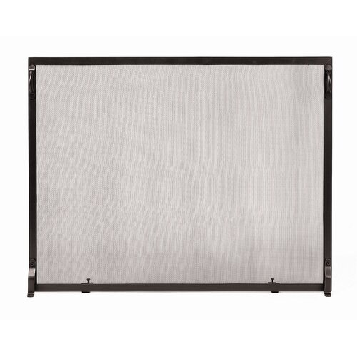 Minuteman International Colonial Wrought Iron Fireplace Screen